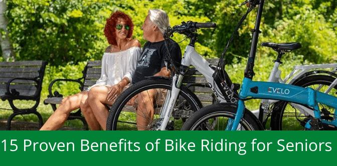 15 Proven Benefits of Bike Riding for Seniors