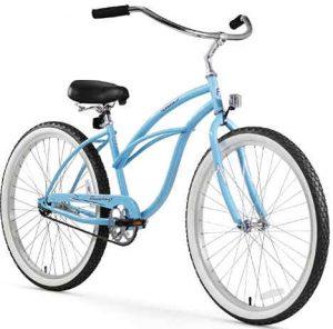 Firmstrong Urban Lady Hybrid bicycle - best lady hybrid bike under 300