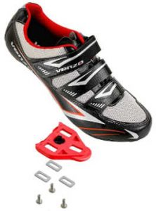 Venzo ARC Delta Wide Width Riding Cycling Shoes