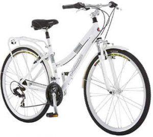 schwinn discover women's hybrid bike - cheap hybrid bike