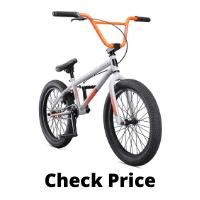Best for Beginners: Mongoose Legion L20 Freestyle BMX Bike
