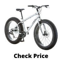 Best for Big Guys: Mongoose Malus Fat Tire Bike