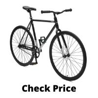 Harper Coaster Fixie Style Single-Speed Commuter Bike