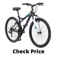 Mongoose Silva Mountain Bike For Women and Girls