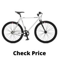 Retrospec Mantra V2 Fixed Gear Bicycle For Older
