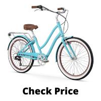 sixthreezero EVRYjourney - best Cruiser Bicycle For Seniors And adults