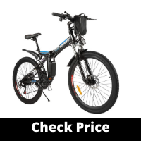 Ancheer 26-inch Wheel Electric Mountain Bike