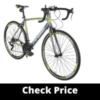 Merax 21 Speed 700c Aluminum Road Bike Racing Bicycle -best men's road bike under 300