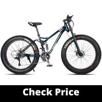 XRQ Fat Tire Men's Mountain Bike