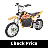 Razor MX650 Dirt Rocket Electric-Powered Dirt Bike