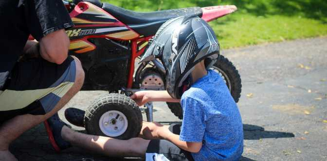 best dirt bikes for 12 year olds
