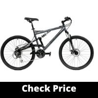 2021 Gravity FSX Ltd Dual Suspension 21 Speed Mountain Bike