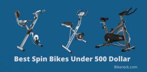 Best Spin Bikes Under 500 Dollar