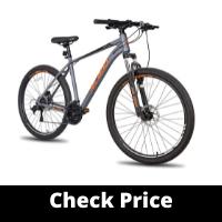Hiland 27.5 Inch 21-Speed Mountain Bike