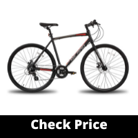 Hiland Aluminum Hybrid Road Bike