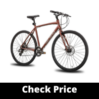 Hiland Road Hybrid- Best Commuter Bike