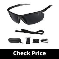 Polarized UV400 Sport Sunglasses Review