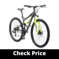 Schwinn Traxion Full Suspension Mountain Bike With Aluminum Frame