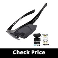 Sireck Polarized Sports Sunglasses