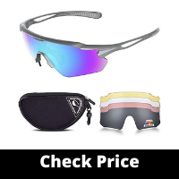 Snowledge Cycling glasses for women and men