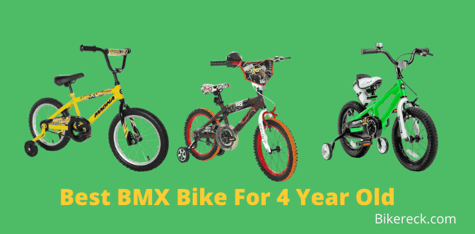 Best BMX Bike for 4 year old