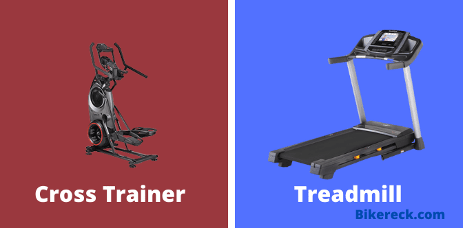Cross Trainer Vs Treadmill : Review And Expert Guide