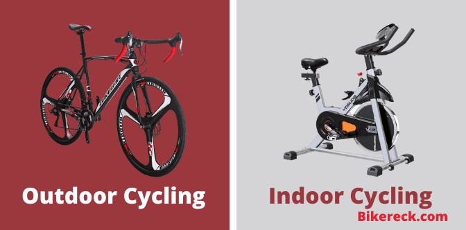 Outdoor Cycling Vs. Indoor Cycling Benefit and Review
