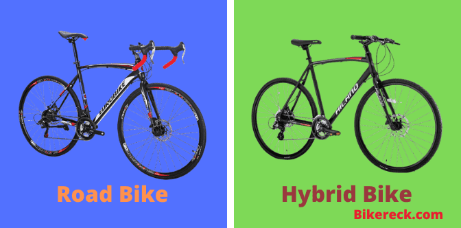 Road Bikes Vs. Hybrids Which Is The Best Bike For Fitness,Touring