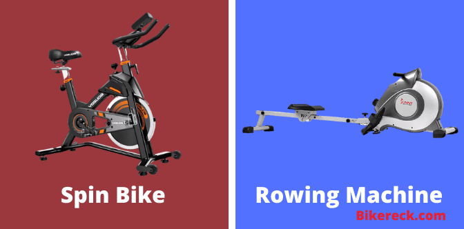 Spin Bike Vs. Rowing Machine - Insider Secret & Fitness Specialist Guide