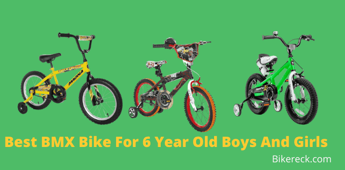Best BMX Bike For 6 Year Old Boys And Girls